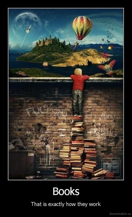 Como os livros funcionam