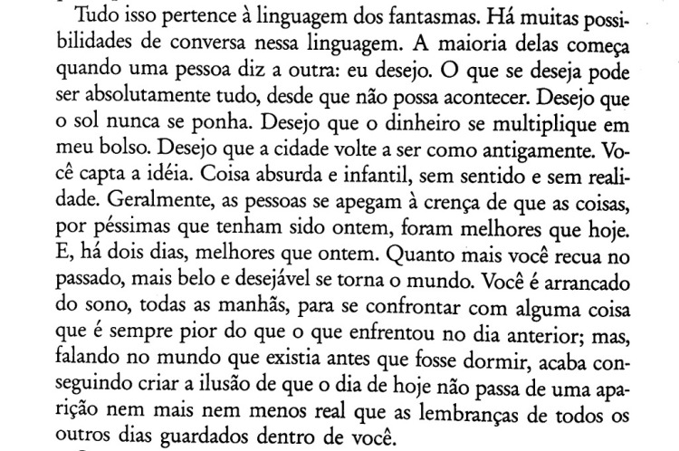 """""""No País das Últimas Coisas"""", de Paul Auster"""